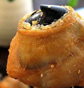 イカの口、タコの口。珍味「とんび」を一夜干しや燻製でいただきます!