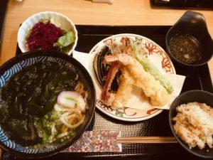 え?まだ食べてないの?南草津の「うどんと天ぷらのりんかい」おいしいよ!