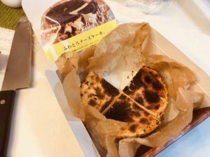 バスクチーズケーキとは?通販で大人気なのを取り寄せてみた!