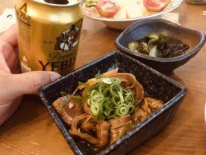 鱈の肝と胃袋の煮付けをお取り寄せ